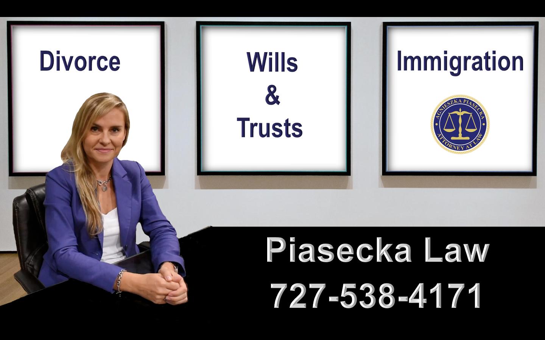 Divorce Wills & Trusts Immigration Attorney Agnieszka Aga Piasecka Law Florida
